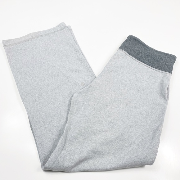 Lululemon French Terry Sweatpants Wide Leg
